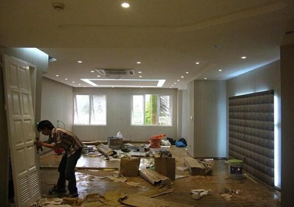 sua chua can ho chung cu 2 - Dịch vụ trang trí nội thất, sửa chữa căn hộ chung cư