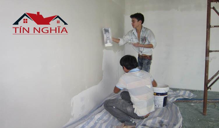 son nha gia re - Thợ sơn nhà tại quận 2 sơn nhà giá rẻ - Hotline 0982435377