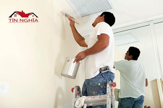 tho son nha 2 5 - Thợ sơn nhà tại quận 2 sơn nhà giá rẻ - Hotline 0982435377